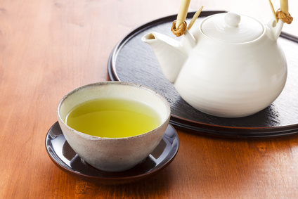 日本茶 Japanese green tea