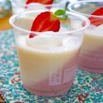 人気料理ブロガー 桃咲マルクさんのいちごおやつ 1
