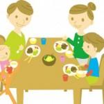 ☆食卓の環境を見直して子どもの食事マナーを改善!