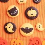 子どもが喜ぶ! かわいいハロウィーンクッキー[10/20]