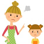 子どもに恐怖心を与えてしまう、絶対やってはいけない叱り方