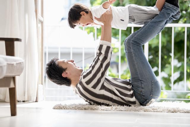 家 で できる 運動 子供